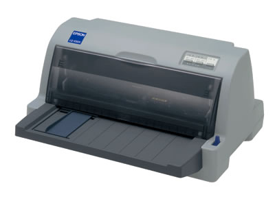 EPSON 爱普生 LQ-630K 针式打印机(金装财务版),1499元